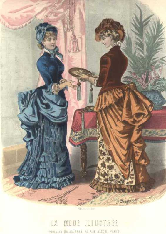victorian womens clothing bustle era changes the highs amp lows in the