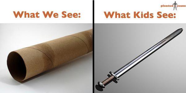 Lack of vision when we get older. ;o(