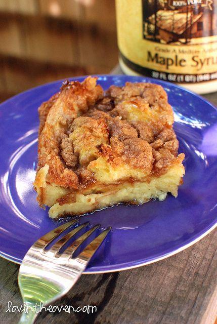 Cinnamon Baked French Toast | Recipe
