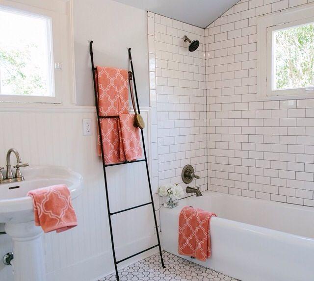 Bathroom fixer upper for the home pinterest for Best bathrooms on fixer upper