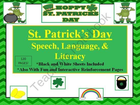 Pre Worksheets St Patricks Day Further Gender Of Nouns Worksheet Grade ...