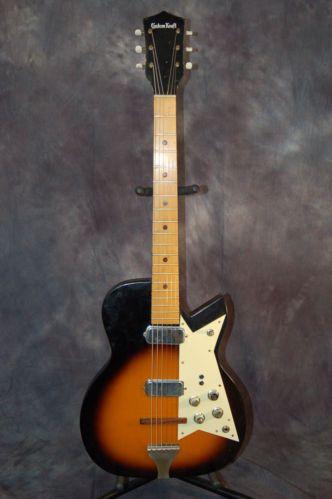 kay kraft guitar eBay