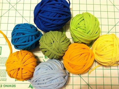Shirt Yarn tutorial | Make it | Pinterest