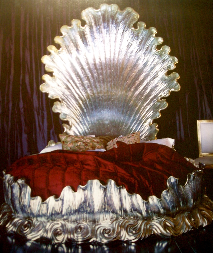 Shell Bed 28 Images 25 Cool Bedroom Designs To Dream
