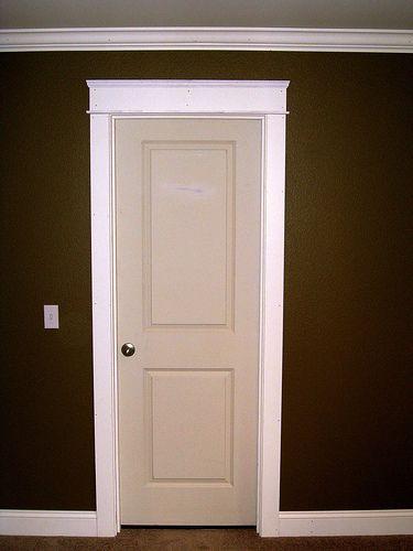 Door casing for the home pinterest for Door window styles