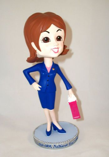 MARY KAY Darci Bobblehead. Signature Line Collectible. From Seminar 2004. Excellent Pre-Owned Condition! $39.99 obo