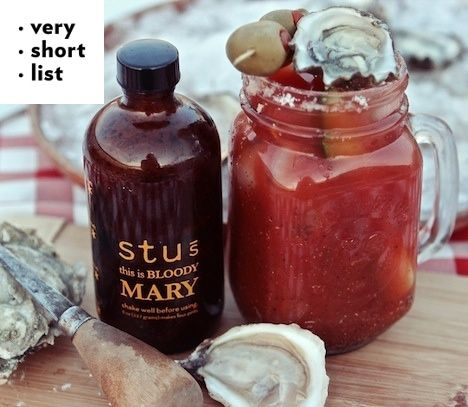 Stu's Bloody Mary Mix - Shake it. Its that simple. | VSL