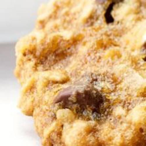 Banana Oatmeal Chocolate Chip Cookies | Recipes - Dessert | Pinterest