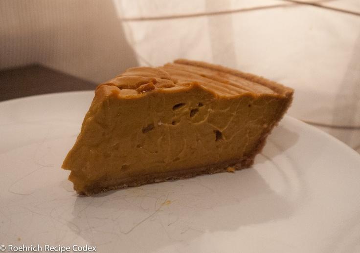 easy pumpkin pie | Falling for fall [autumn my mind] | Pinterest