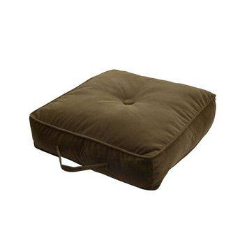 Square floor nylon pillow