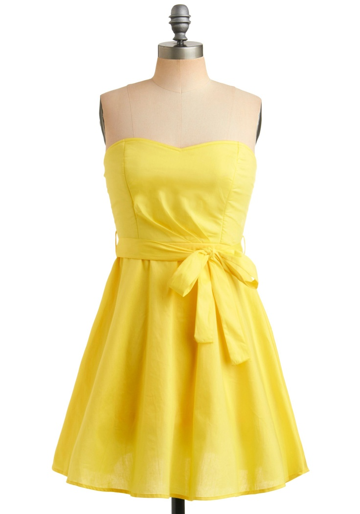 Zest is More Dress