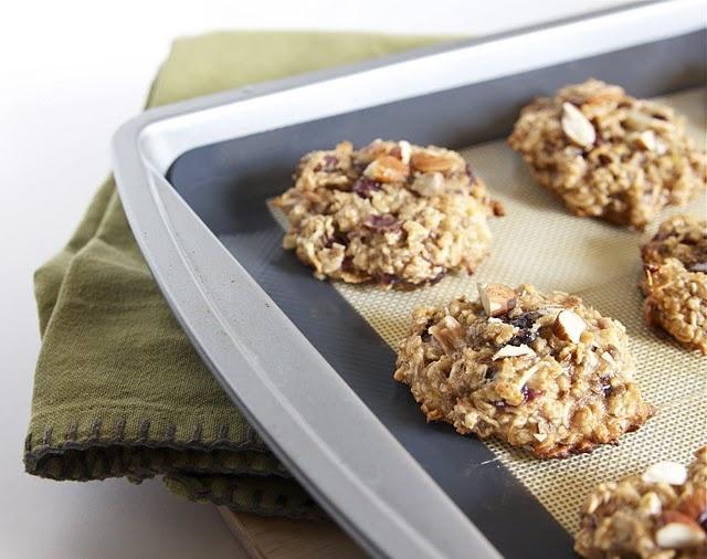 Marathon cookies : no refined sugar. Sub sunbutter for peanut butter?