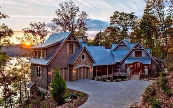 Dream Lake House Cool Home Decor Pinterest