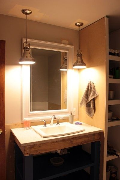 25 amazing bathroom light ideas house pinterest