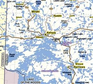 Kenora ontario on lake of the woods places i 39 ve lived for Lake of the woods ice fishing packages