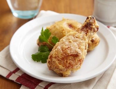 Japanese-Style Fried Chicken. | Recipes | Pinterest