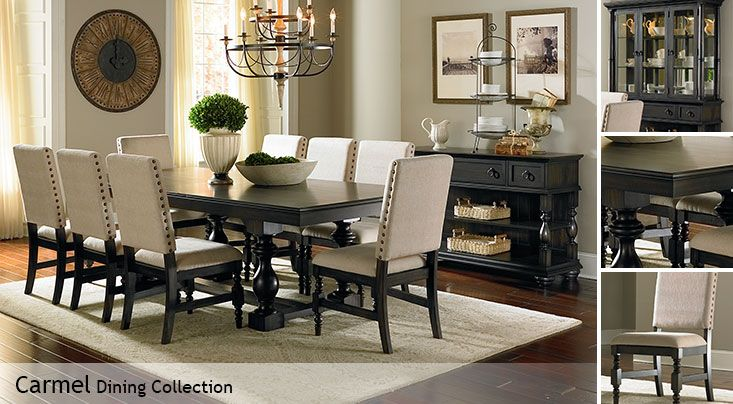 Carmel Dining Collection | Dining Room | Pinterest