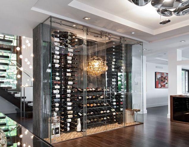 wine installations