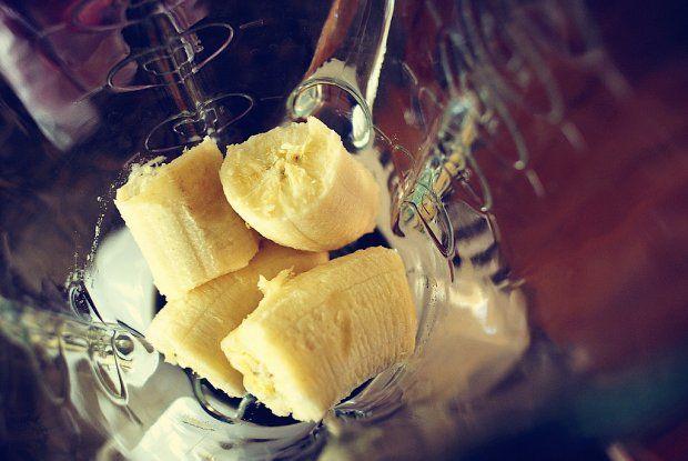Banana Almond Crush Smoothie Recipe   Yummy! (drinks)   Pinterest