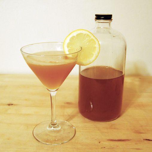 Homemade Ginger Liqueur #2 & Gold Rush | Drink | Pinterest