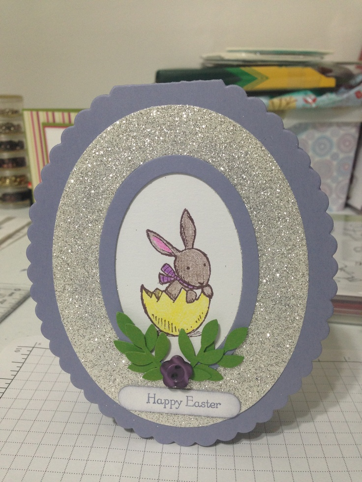 Easter Card | Stampin' Up! Cards My Creations | Pinterest