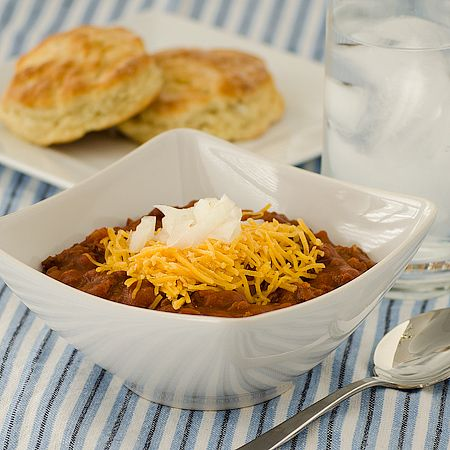 Quick and Easy Chili | Bean Love - {Anything and Everything Bean} | P ...