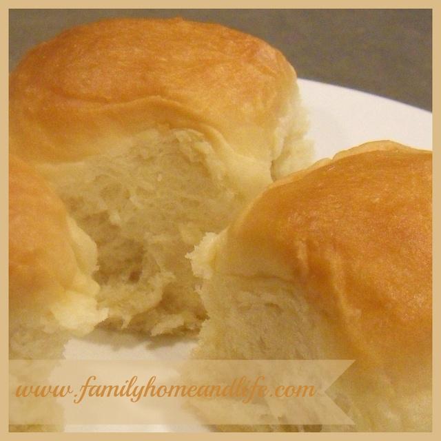 Butter Dinner Rolls | Homemade Bread Challenge | Pinterest