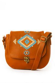 Tucson Embroidered Crossbody Francesca' s Collection
