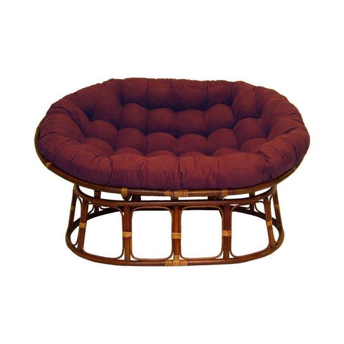 Papason Chairs Legit the best chair ever! http://www.pier1.com/Double-Papasan-Chair ...