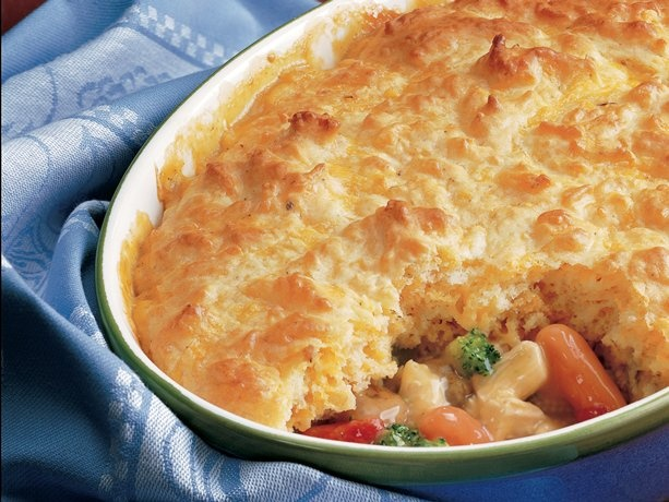 Chicken Pot Pie - it's always easy with Bisquick! Very quick and easy ...