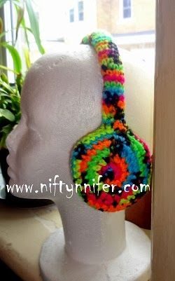 Popular items for crochet ear muff on Etsy