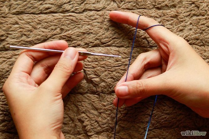Crocheting Left Handed : How to Crochet Left Handed: 7 Steps - wikiHow
