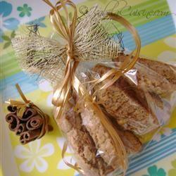 Cinnamon Hazelnut Biscotti Allrecipes.com