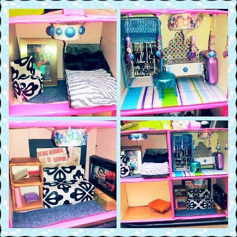 diy shoebox dollhouse amp furniture miss gigi s diys