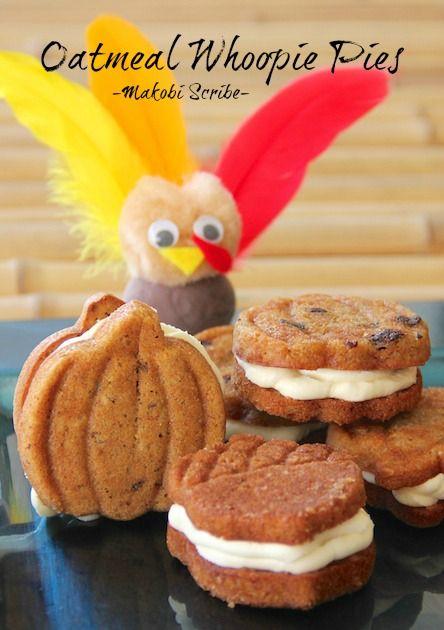 Oatmeal Whoopie Pies | Recipe