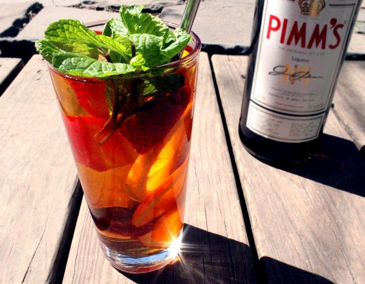 The Pimm's Royale from Food Republic (http://punchfork.com/recipe/The ...