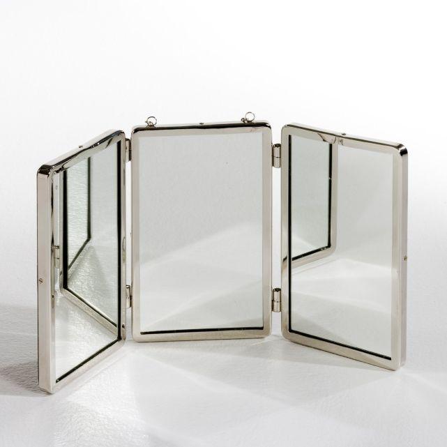 Miroir de barbier ampm home pinterest - Miroir de barbier triptyque ...