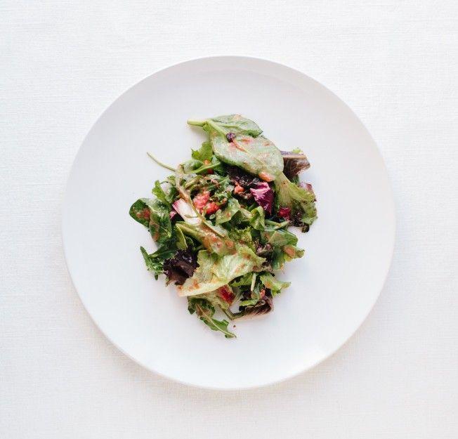 Grilled Stone Fruit Vinaigrette | food | Pinterest