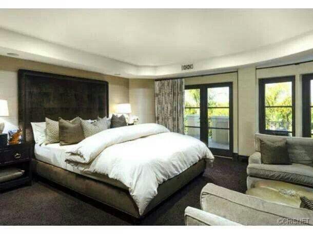 Khloe Kardashian Old Bedroom Home Design Pinterest