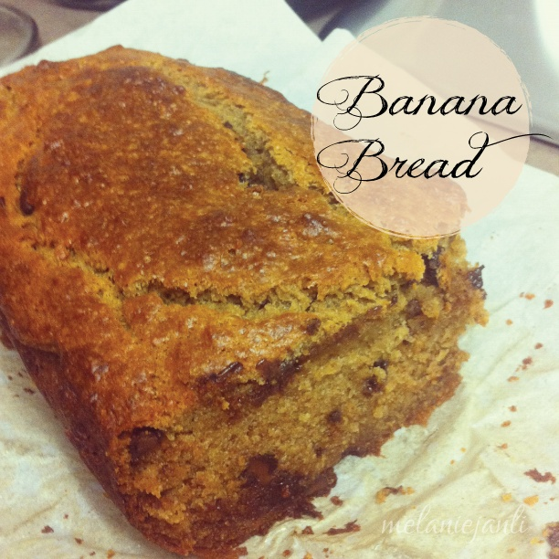 Recipe: Super Moist Banana Bread | breads | Pinterest