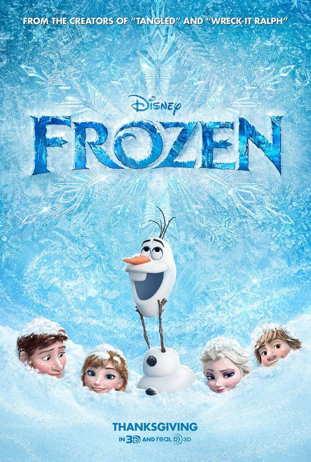 Frozen Let It Go Lyrics