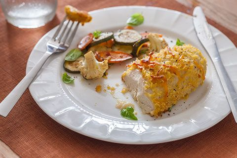 really want to try this Crunchy Cheddar Chicken recipe by Hidden ...