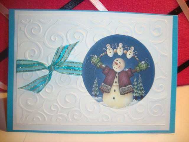Xmas Cards: pinterest.com/pin/266908715390124652