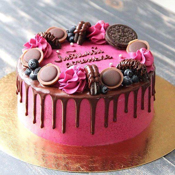 Сделать торт в домашних условиях из коржей