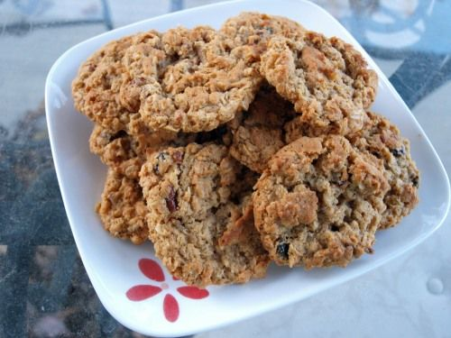 Grandma Shirley's Oatmeal Raisin Cookies (adapted gluten-free ...