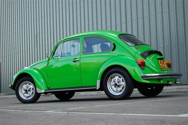 vw beetle punch buggy