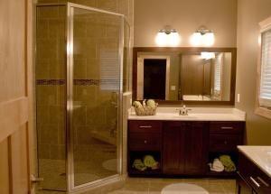 Single Sink In 5 Ft Vanity Master Bathroom Ideas Pinterest