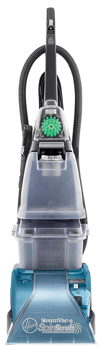 hoover hard floor cleaner manual