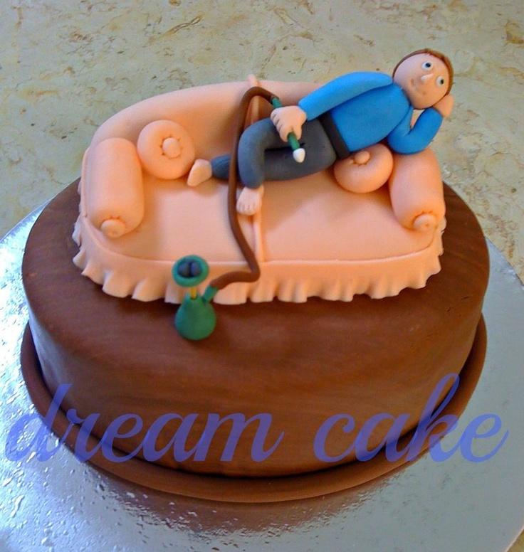 Husband Cake