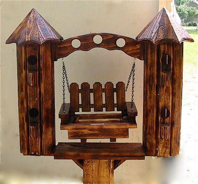 Unique birdhouses birdhouses pinterest for Creative birdhouses